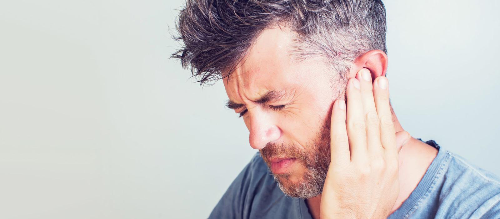 Ringing in ear